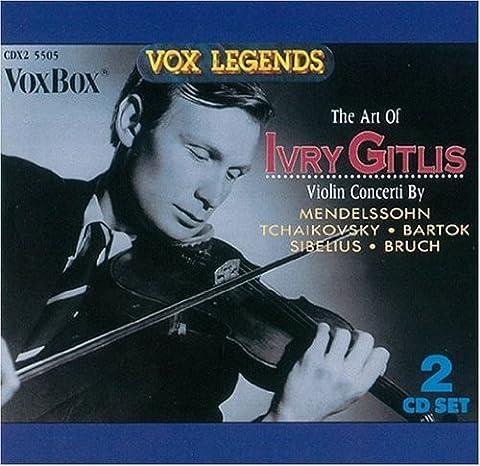 Ivry Gitlis - L'Art d'Ivry