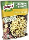 Knorr Hüttenschmaus Schwäbische Käse-Spätzle Nudel-Fertiggericht 2 Portionen (3 x 500 ml)