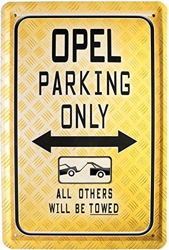 blechschild-opel-parking-only-20-x-30-cm-reklame-retro-blech-90