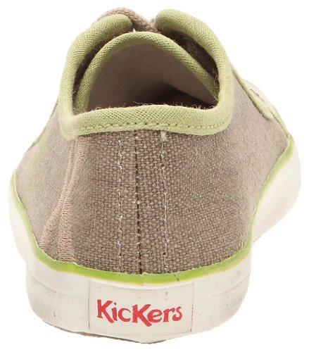 Kickers Vegas, Baskets mode mixte enfant Beige