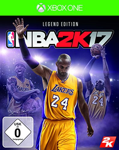 NBA 2K17 - Legend Edition - [Xbox One]