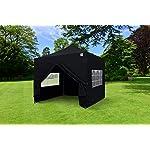 Gorilla Gazebo ® Pop Up 3x3m Heavy Duty Waterproof Commercial Grade Market Stall 4 Side Panels and Wheeled Carrybag… 14