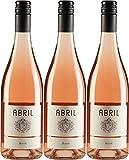 Abril FRUCHT Spätburgunder Rosé ECOVIN 2017 Trocken Ecovin Bio (3 x 0.75 l)