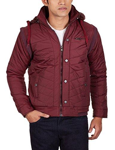 Fort Collins Men's Nylon Jacket (88209_Large_Purple)