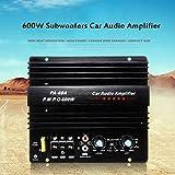 12V 600W High Power Car Audio Verstärker Leistungsstarke Bass-Subwoofer Amp PA-60A