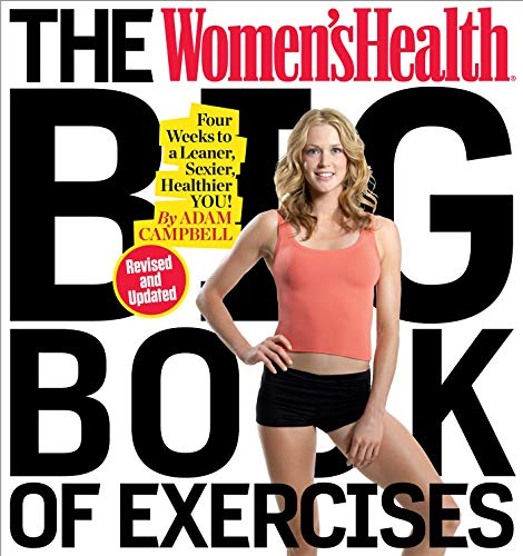 Women's Health Big Book of Exerc...