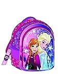 Diakakis–0561454–Rucksack für die Primäre–Frozen–Anna und ELSA von Die Eiskönigin–32x 43x 18cm
