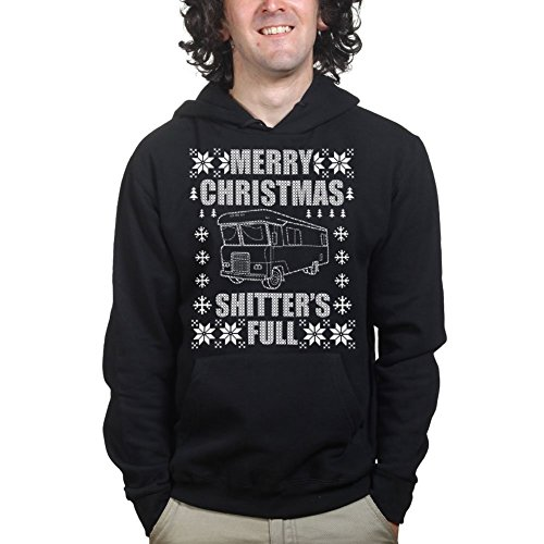 Griswold Vacation Shitters Full Christmas Funny Hoodie