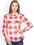 Panit Women's Shirt (PANI015_Red White_X...