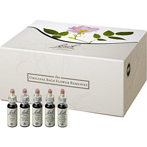 Kit de Flores de Bach de 10ml. 38 + 2 frascos de 10ml en estuche organizazor