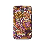 Garmor Retro Design Plastic Back Cover For LG Optimus L7 II P715 (Retro -4) best price on Amazon @ Rs. 249
