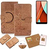 K-S-Trade 360° Cover cork Case for Bluboo D5 Pro |