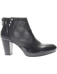 Nero Giardini a719852d 100 nero stivali tacco caracas nero