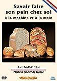 Savoir faire son pain chez soi à la machine et à la main