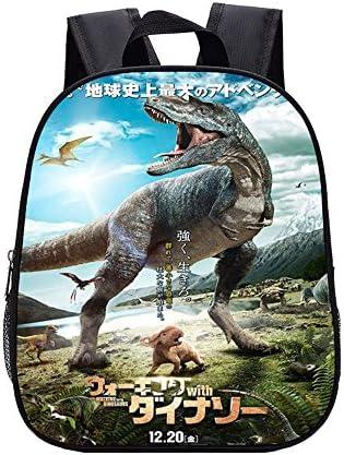 LIOMENLA Sac a Dos Dos Dos pour Les  s de 1 à 6 Ans Dinosaure Impression en 3D Sac à Dos étanche Tendance Sac a Dos   pour Garçon et Fille - 27 x 14 x 35cm B07H86SSK8   Caracteristique  efa243