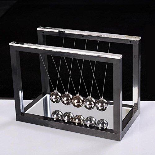 Dimensioni del modello quadrato fisico degli ornamenti desktop per il palla paraurti culla di newton , 160mm*85mm*115mm