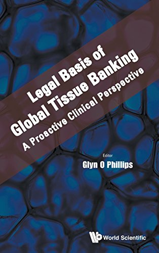 Legal Basis Of Global Tissue Banking: A Proactive Clinical Perspective