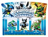 Skylanders Spyro's Adventure: Triple Pack E (Hex, Zap, Dino-Rang)