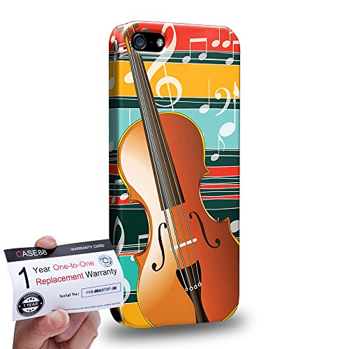 case88-apple-iphone-5-5s-3d-hlle-schutzhlle-garantiekarte-musical-instrument-design-cello-dse0308
