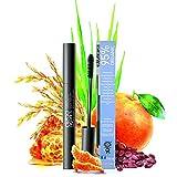 Dizao 95% Organische Feuchtigkeitsspendende Schwarze Mascara mit dem Organischen Extrakt von Reiskleie und Kaffeebohnen