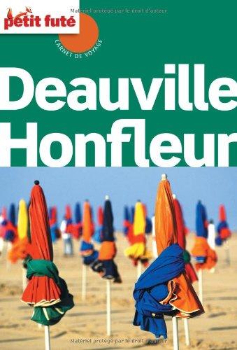 Deauville Honfleur par Dominique Auzias, Collectif