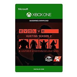 Evolve Hunting Season 2 Season Pass [Xbox One – Download Code]