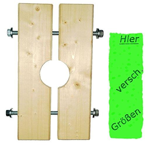 Verschiedene-Holzzangen-fr-zB-KG-HT-oder-blaue-Brunnenbau-Rohre-zum-Bau-mit-Plunscher-Kiespumpe-Erdbohrer-und-Dreibein-ihrer-Gartenpumpe-Schwengelpumpe-oder-des-Brunnen-in-ihrem-Garten