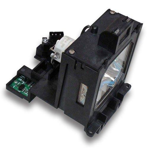 Alda PQ-Premium, Beamerlampe / Ersatzlampe für SANYO PLC-XTC50L Projektoren, Lampe mit Gehäuse