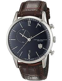 Dufa Deutsche Uhrenfabrik Unisex-Armbanduhr Weimar Chrono DF-9012-05 Automatik