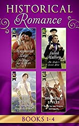 Historical Romance Books 1 - 4: The Harlot and the Sheikh (Hot Arabian Nights, Book 3) / The Duke's Secret Heir / Miss Bradshaw's Bought Betrothal / Sold ... Collections) (Hot Arabian Nights, Book 3)