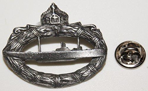 Textilmonster U-Boot Krieg l Anstecker l Abzeichen l Pin 100