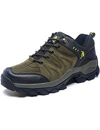 Zapatos de Trekking Montaña Escalada Calzado Deportivo Hombre