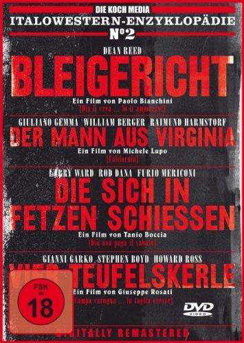 Dio-box-set (Italowestern - Enzyklopädie No. 2 [4 DVDs])