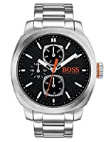Hugo Boss Orange - Reloj Multiesfera para Hombre de Cuarzo con Correa en Acero Inoxidable 1550029 de Hugo Boss Orange