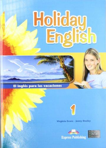 Holiday English 1 ESO Student's Pack por Express Publishing