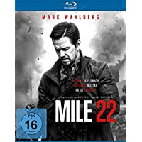 Bluray Action Charts Platz 5: Mile 22 Tracking