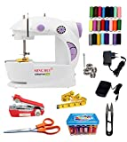 #10: CreativeVia Ming Hui Mega 30in1 Fully Loaded Portable & Compact Mini Sewing Machine (6 Months Replacement Warranty)