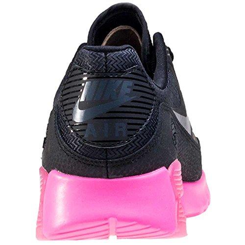 Nike 845110-001, Chaussures de Sport Femme, Noir Noir