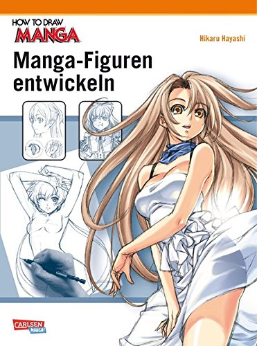 Manga-Figuren Entwickeln