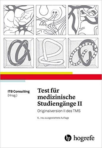 Preisvergleich Produktbild Test für medizinische Studiengänge II: Originalversion II des TMS