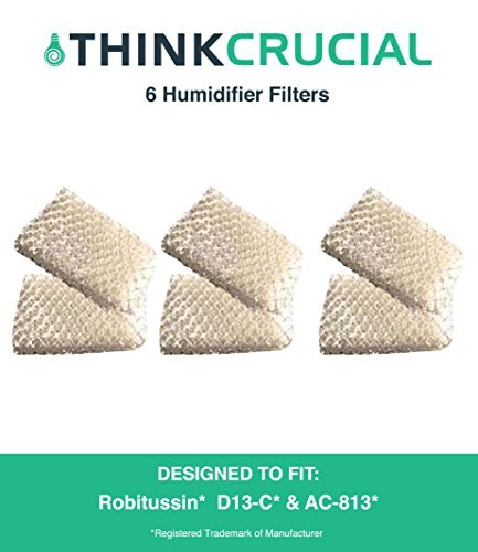 6-robitussin-humidifier-replacement-wick-filter-part-ac-813-ac813-ac-813-d13-c-d13c-d13-c-designed-e