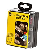 AA Compact Universal Bulb Kit, inc H1, H4 and H7 bulbs