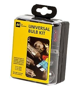 AA Compact Universal Bulb Kit