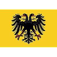 U24 Fahne Flagge Byzantinisches Reich Bootsflagge Premiumqualit/ät 40 x 60 cm