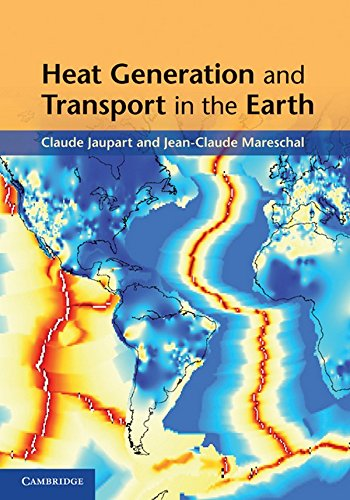 Heat Generation and Transport in the Earth Hardback