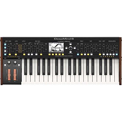 Behringer deepmind6 - Sythesizer/Tastatur