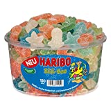 Haribo - Süß-See - Fruchtgummi - Box mit 150 Stück