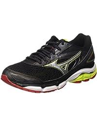 Mizuno Men's Wave Inspire Running Shoes, Gelb