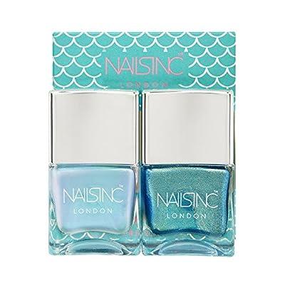 Nails Inc. Mermaid Nail Polish, Trend Duo