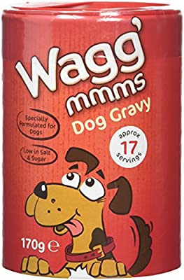 Wagg Dog Gravy 170 g (Pack of 6) by Wagg